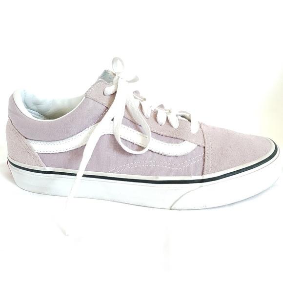 c1a5219473 Vans Old Skool lavender sneakers. M 5c9e8a96abe1ce56cf147218